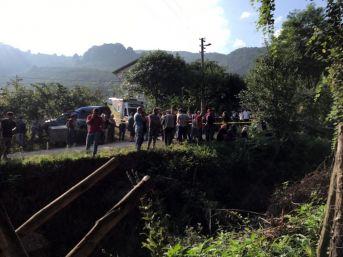 Fındık İşçilerini Taşıyan Traktör Dereye Devrildi: 7 Ölü, 10 Yaralı