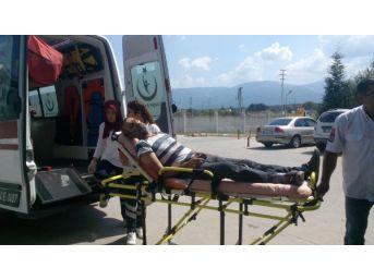 Tır Sürücüsü Kavga Sırasında Kendini Vurdu