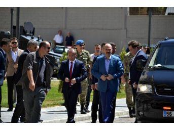 İçişleri Bakanı Soylu, Konuşurken Gözyaşlarını Tutamadı