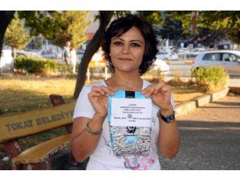 Çevre Gönüllüsünden Üreticilere 'çekirdek Kabuğu' Mektubu
