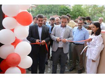 Çatak Gençlik Merkezi Açıldı