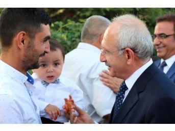 """Kılıçdaroğlu: """"türkiye'deki Suriyelilerin Ülkelerine Geri Gitmelerini İstiyoruz"""""""