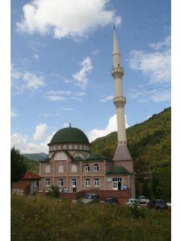 Devrekli Gurbetçi Hayırsever Vatandaş Köyüne Cami Yaptırdı