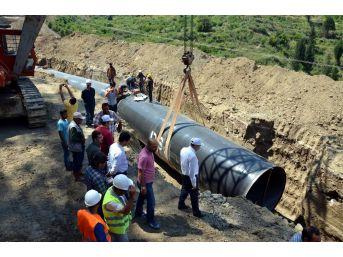 Nazilli Ve Çevresinin İçme Suyu İsale Hattı Projesinde İmzalar Atıldı