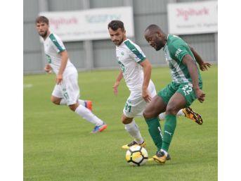 Bursaspor Hazırlık Maçında Yeşil Bursa'ya Gol Yağdırdı: 7-0