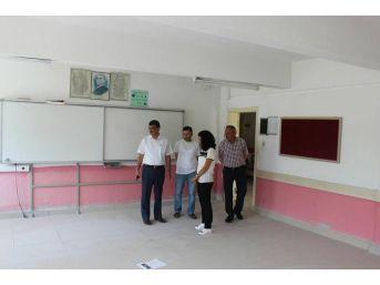 Okullar Eğitime Hazırlanıyor