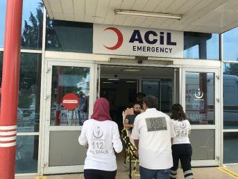 Sakarya Büyükşehir Terminalinde Silahlı Kavga: 1 Yaralı