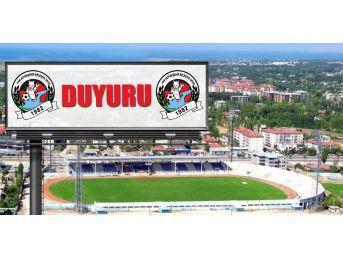 Van Büyükşehir Belediyespor'dan Ali Kurt Açıklaması