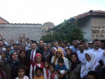 Bakan Eroğlu Memleketi Şuhut'ta Doğaya Keklik Saldı