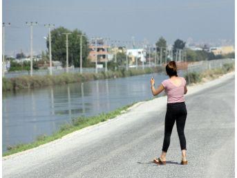 Atladığı Sulama Kanalında Kayboldu