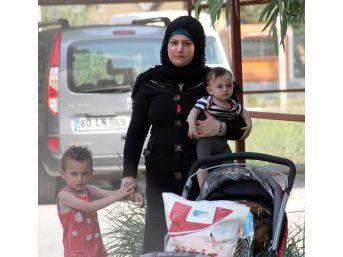 Suriyeli Kadın İle Çocukları Her Yerde Aranıyor