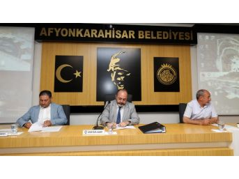 Afyonkarahisar'da Otopark Ücretleri Belirlendi