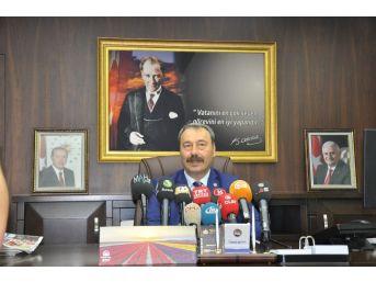 Bursa Emniyet Müdürü Ak Göreve Başladı:
