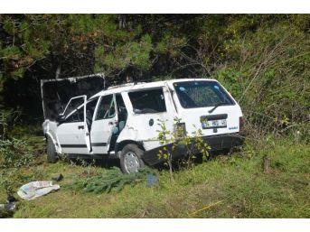 Kastamonu'da Kaza: 1 Ölü, 4 Yaralı