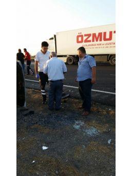 Adana'da Trafik Kazası: 7 Yaralı