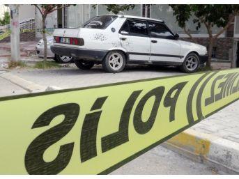 Aksaray'da Bir Otomobile Tüfekle Ateş Açıldı