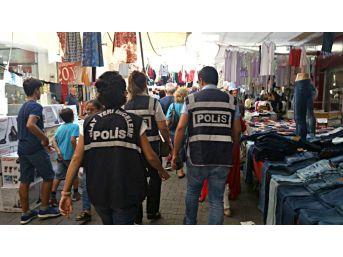 Polis, Pazarda Kuş Uçurtmuyor