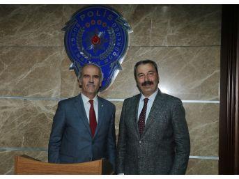 Bursa İçin 'huzur' İş Birliği