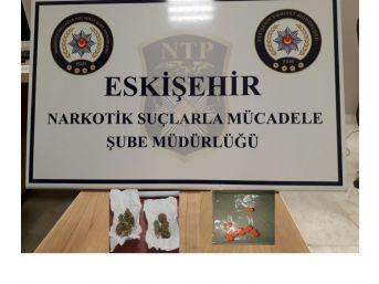 Eskişehir'de Uyuşturucu Denetimi