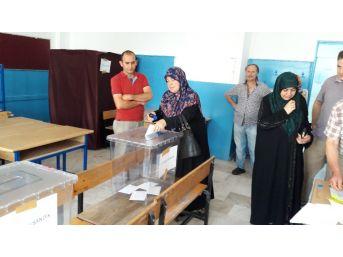 Pazar Yerinin Taşınmasına Vatandaşlar Seçim İle Karar Veriyor