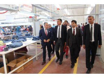 'Van Tekstil-Hazır Giyimde Yatırım Fırsatları Ve Tanıtım Günleri' Başlıyor