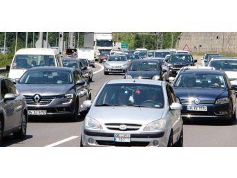 Malatya'da Araç Sayısı Arttı