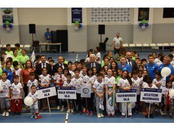 Büyükşehir Yaz Spor Okullarına Görkemli Kapanış