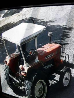 Milas'tan Çalınan Traktör Kavaklıdere'de Bulundu