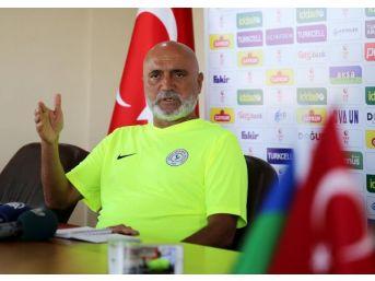 Çaykur Rizespor Teknik Direktörü: