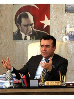 Başkan Taşçı'dan Chp'li Üyeye Atatürk'ün Sözüyle Cevap