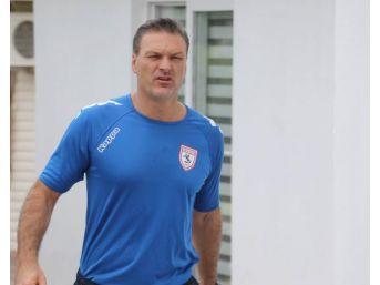 Samsunspor Teknik Direktörü Özalan: Puan Kaybetmeye Tahammülümüz Yok