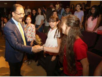 Gençler Uşak Belediyesi Bünyesinde Yarınlara Hazırlanıyor