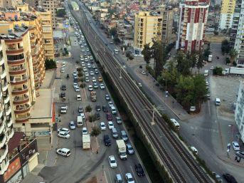 Adana Trafiği İstanbul Trafiğiyle Yarışıyor
