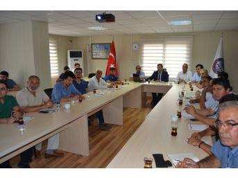Kozan'da İş Adamlarına Kobigel Projesi Anlatıldı