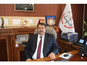 Ağrı Milli Eğitim Müdürü Turan'ın 'ilköğretim Haftası' Mesajı