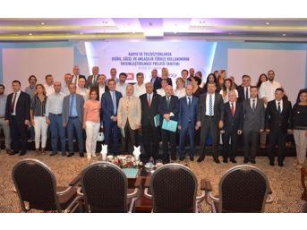 Medyada Türkçenin Güzel Kullanımına Yönelik Çalışmalar