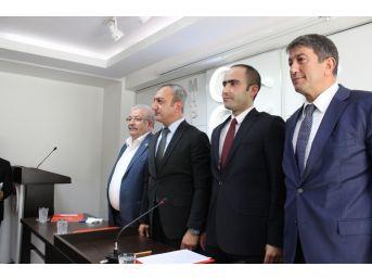 Mhp Ankara İl Başkanlığına Tek Aday Turgay Baştuğ