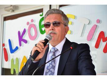 Pursaklar'da İlköğretim Haftası Coşkuyla Kutlandı