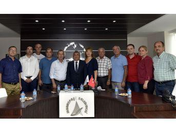 Kosovalı İşadamları Muratpaşa'da