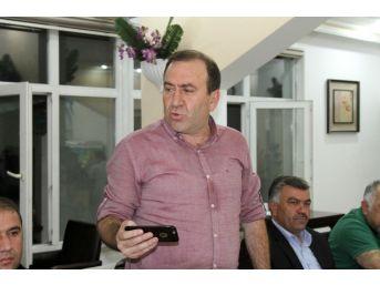Atso Başkanı Demirci, Yeniden Aday