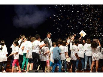 Açü Çocuk Üniversitesi İlk Mezunlarını Verdi