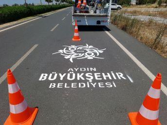 Aydın'da Güvenli Trafik İçin Çalışmalar Devam Ediyor