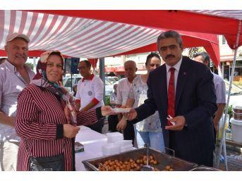 Nazilli Belediyesi, Adnan Menderes İçin Lokma Hayrı Yaptı