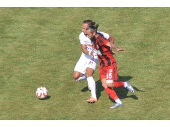 Ziraat Türkiye Kupası: Bandırmaspor - Çorum Belediyespor: 0-1