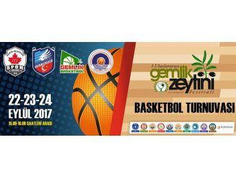 Bilecik Belediyesi Basketbol Takımı, Turnuvaya Katılacak