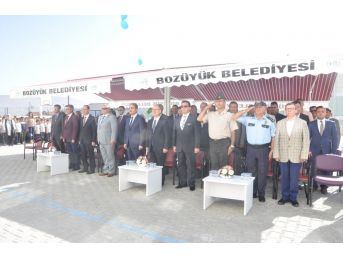 Bozüyük'te 'ilköğretim Haftası' Kutlandı