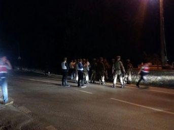Bursa'da 30 Ayrı Suçtan Aranan Sabıkalı Hırsız 2 Polis Memurunu Pompalı İle Yaraladı