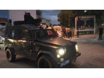 Bursa'da 300 Polisle Huzur Operasyonu...