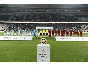 Bursaspor, Galatasaray İle 97. Randevuda