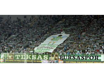 Bursaspor'dan Taraftarlarına Bilet Müjdesi